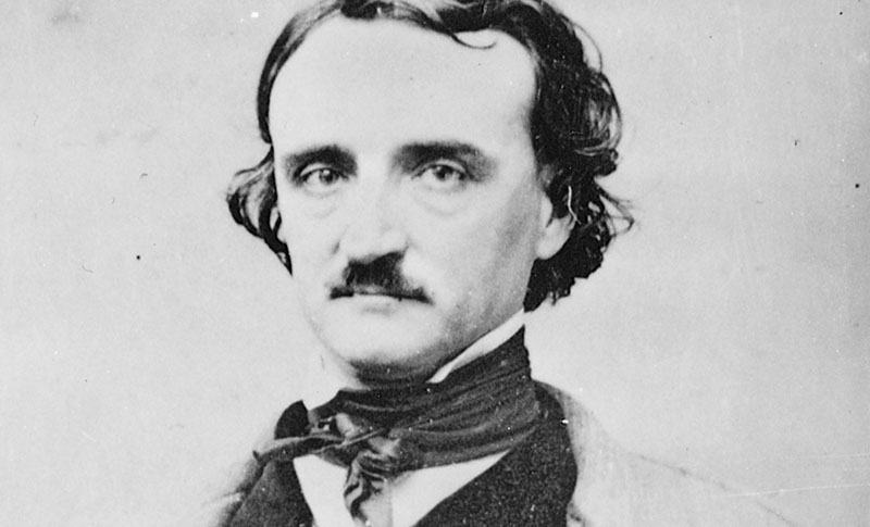 research paper on edgar allen poe Outline iintroduction (thesis statement) - edgar allan poe was a great poet who used the unfortunate circumstances of his life to write great poetry.